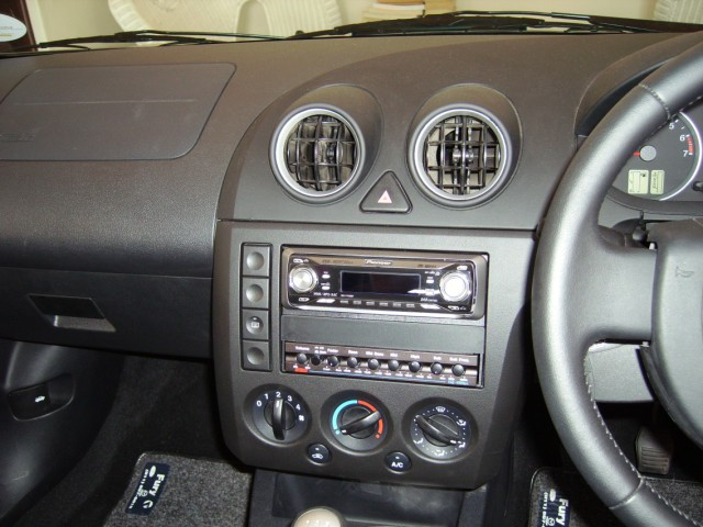 Ford Fiesta Interior Mk6. I sold my Fiesta mk6